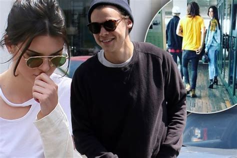 harry styles tattoo for kendall jenner kendall jenner and harry styles spotted together for first