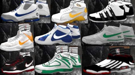 Mba 2k 17 Pack Opening by Nba 2k11 Shoes Pack Nba 2k11 At Moddingway