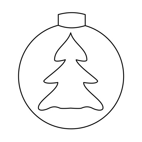 Free Jesse Tree Ornaments Coloring Pages Tree Ornaments Coloring Pages