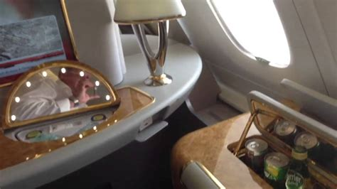 emirates youtube first class emirates a380 first class suite youtube
