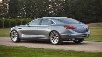 Upcoming Buick Models Buick Avenir Concept Vehicle