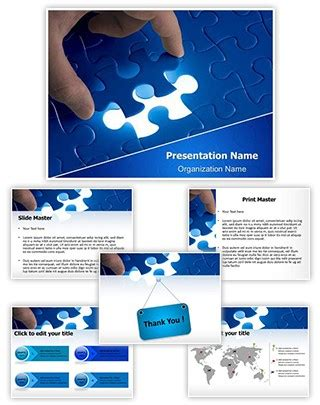 theme template is missing professional missing puzzle editable powerpoint template