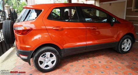 Colour Of The Year 2016 ford ecosport 1 5l diesel trend variant the machine i