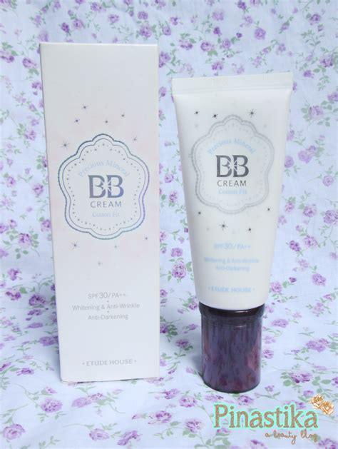 Harga Etude House Precious Mineral Bb Cotton Fit pinastika july 2014