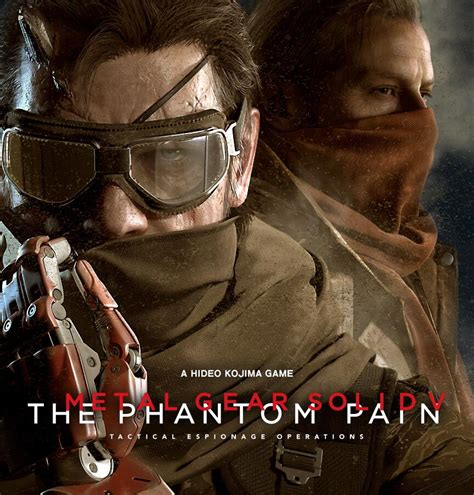 e3 2014 metal gear solid 5 phantom box revealed