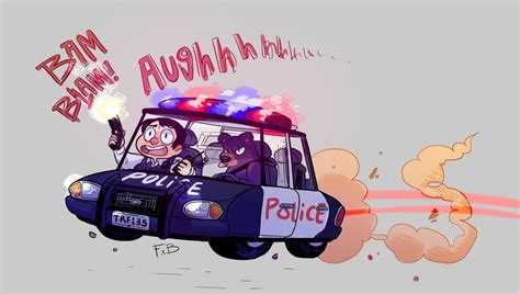 Miss Officer by Miss Officer And Mr Truffles By Fauxboy On Deviantart