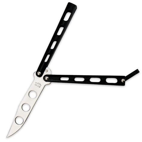 2 inch butterfly knife butterfly knife trainer 4 inch budk