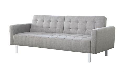 light grey sofa bed light grey sofa bed 505616 coaster furniture