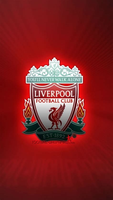 liverpool fc iphone wallpaper  wallpapersafari