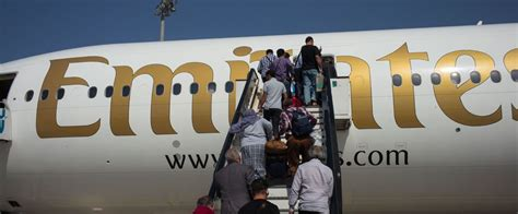 emirates extra baggage price emirates is allowing extra baggage for flights to these 39