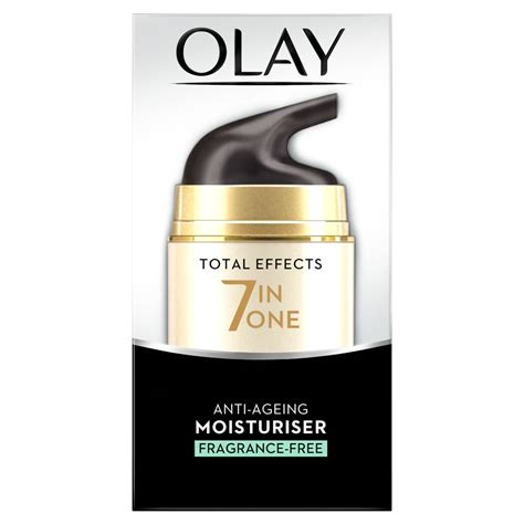 Olay Total Effect Anti Ageing olay total effects 7in1 anti ageing fragrance free 50ml at