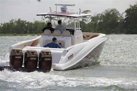 center console boats on a budget deep impact boats deep impact luxury custom center console
