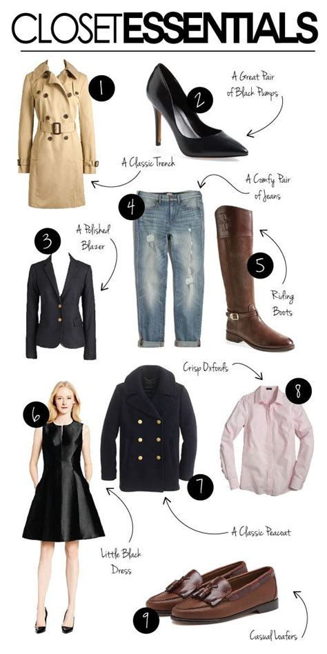Basic Closet Essentials by 17 Best Images About Help Me Accessorize On
