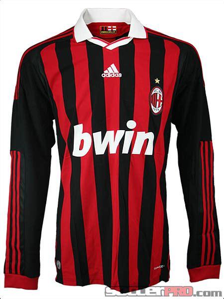Baju Jersi Ac Milan soccerrone baju bola yg bagus