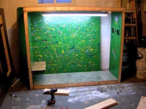 custom iguana cage   big red iguana youtube