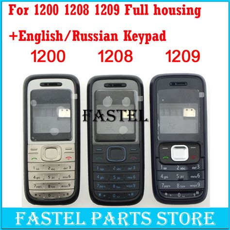 Casing Cover Nokia 1200 1209 popular 1208 nokia buy cheap 1208 nokia lots from china