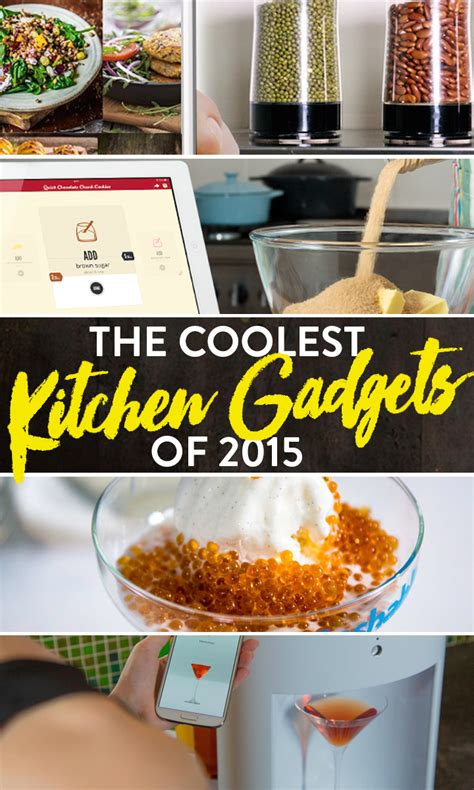 Kitchen Gifts - the coolest kitchen gadgets of 2015