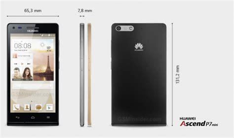 Hp Huawei Ascend P7 Mini scheda tecnica huawei ascend p7 mini mobileos it