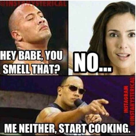 The Rock Memes - funny pictures around instagram fifichannel