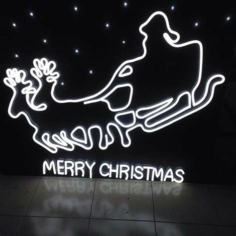 merry christmas neon sign view merry christmas neon sign