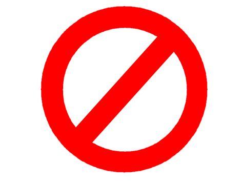 ingresso vietato vietato l ingresso agli amici dei palestinesi