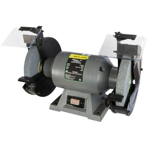 bench grinders 804535 atbgu 8 abbott ashby 8 quot utility bench grinder