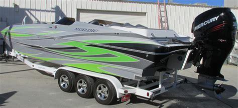 nordic boats logo nordic s 26 deck boat with mercury 350 verado exceeds