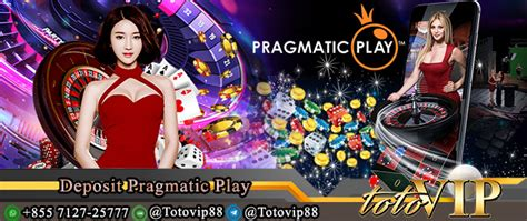 deposit pragmatic play slot pragmatic