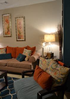 teal accent wall family living spaces pinterest accent walls teal accent walls and teal living room neutral walls with teal or orange accent wall