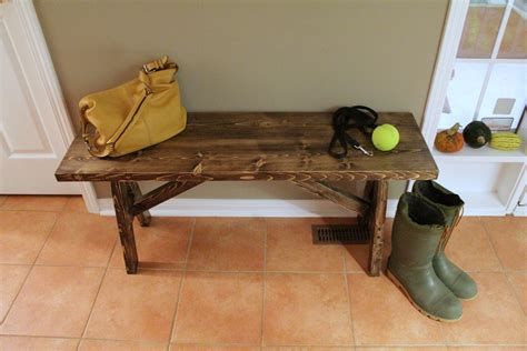 build your own bench turtles and tails build your own entryway bench and shelf