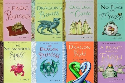 The Tales Of The Frog Princess Review By Moonbeam Osu The Princess Frog Book