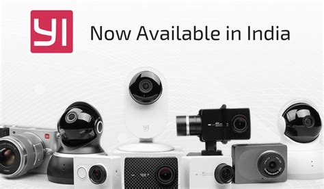 xiaomi backed yi launches range of and security