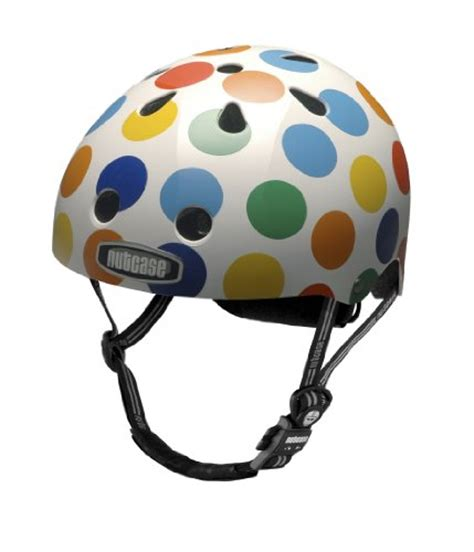 Apparel Nutcase Helmet Lxl Dot reviews nutcase dots bike helmet large x large navajasgjfuyiss