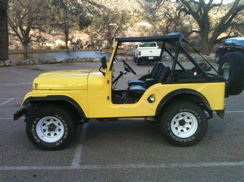 1970 Cj5 Jeep 1970 Jeep Cj5 For Sale 1898246 Hemmings Motor News
