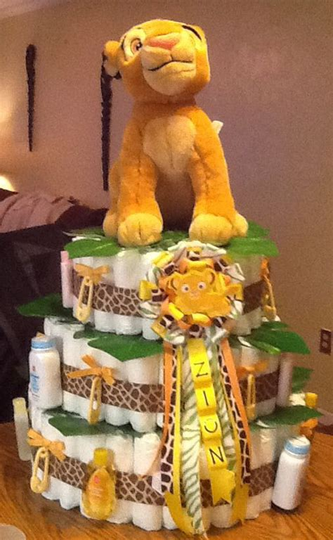 King Baby Shower by 25 Best Ideas About Simba Baby Shower On