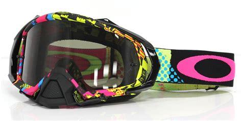 oakley motocross goggle lenses oakley goggles motocross neon
