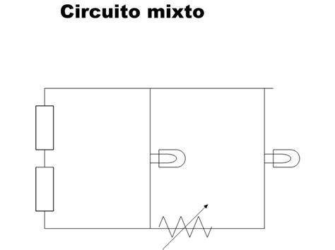 que es un capacitor mixto circuito mixto parra103 s