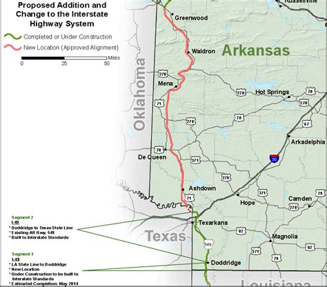 i 69 texas corridor map i 49 corridor map arkansas re texarkana future i 49 i 69 spur arkansas