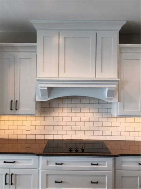 Painting Home Interior Ideas by How To Build A Custom Wood Range Hood Cover Part 1