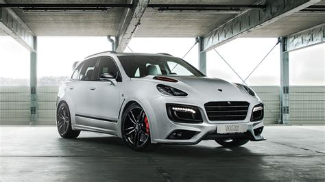 Porsche 911 Cayenne S by 720 Hp Porsche Cayenne Turbo S Marks Techart S 30th