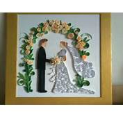 Wedding Quilling Patterns Pin Paper Tattoo On