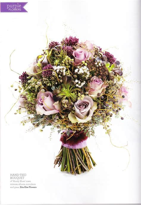 Press: Wedding Flowers & Accessories January 2016   Zita