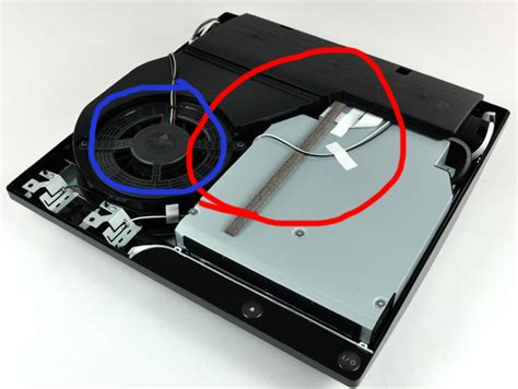 macbook pro external fan where would you put a fan in a ps3 for best cooling pc