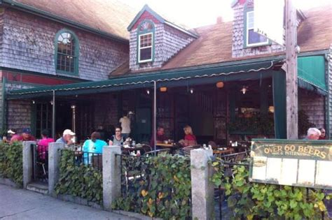 the best restaurants in bar harbor maine