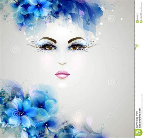 imagenes hermosas abstractas mujeres abstractas hermosas ilustraci 243 n del vector