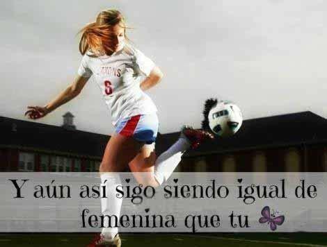 imagenes de futbol con frases im 225 genes de futbol de mujeres futadiccion online