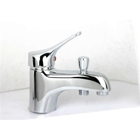 robinets salle de bains essebagno mitigeur bain monotrou achat