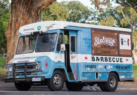 food truck design melbourne bluebonnet barbecue launches new food truck broadsheet