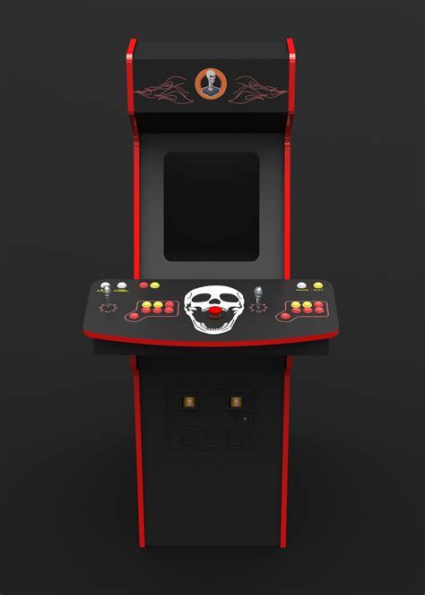 4 person arcade cabinet raspberry pi arcade cabinet part i sparkfun