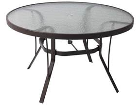 Glass Top Dining Table Accessories Suncoast Cast Aluminum 42 Glass Top Dining Table